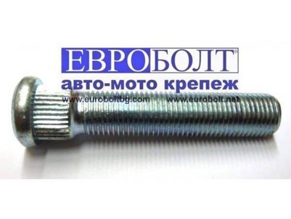 шпилка 12x1.50x62 Z14.8 d18